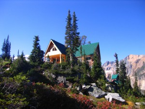 Backcountry Huts